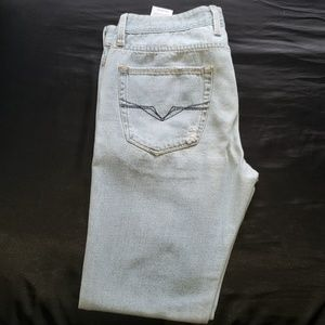 Light blue Guess jeans